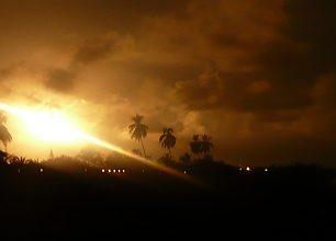 Viděl jsem startovat raketu v Kourou