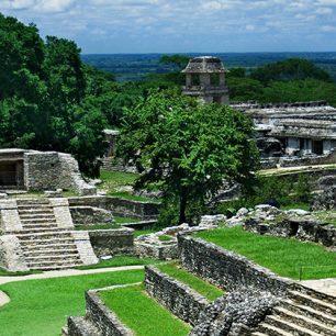 TOP 7 nejznámějších mayských památek