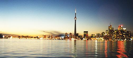 Něco málo o Kanadě: Toronto, Niagara a Vancouver