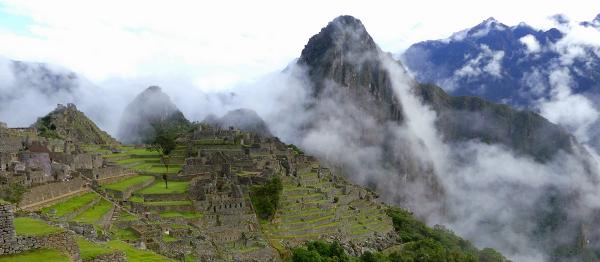 Peruánského horského ducha, legální psychotropní látky a New Age cestovatele najdete v Cuzcu a Pisacu