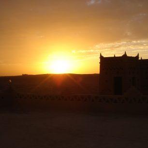 Maroko,Erg Chebbi, Ondřej Zícha