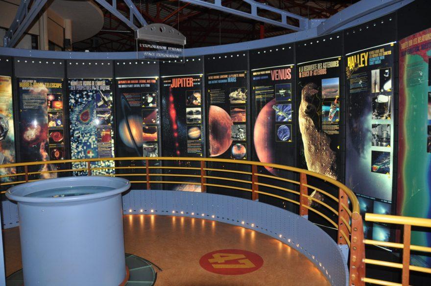 Muzeum kosmonautiky v Kourou