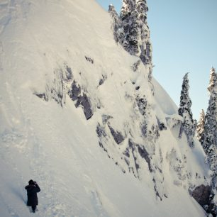 Freeride na Mt. Seymour, copyright: Evan Beer