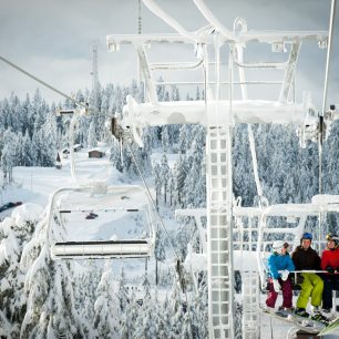 Lanovka na Mt. Seymour, copyright: Simon Whitehead
