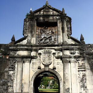 Brána do Fort Santiago