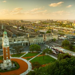 Pohled na Buenos Aires (Shutterstock.com)