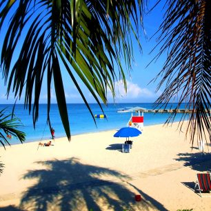 Doctor´s Cave Beach, Mobay, Jamaica