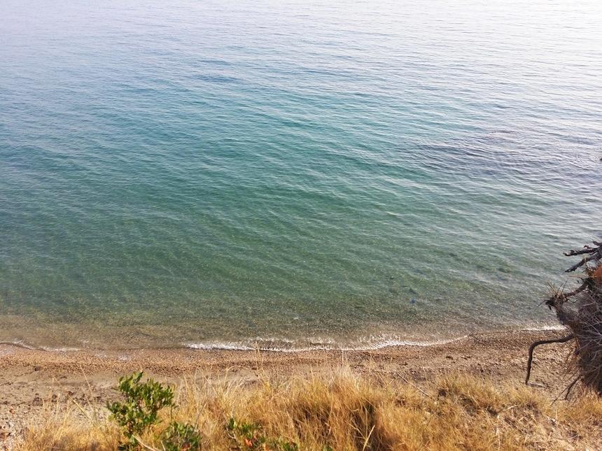 Hlavní pláž, Kepi i Rodonit