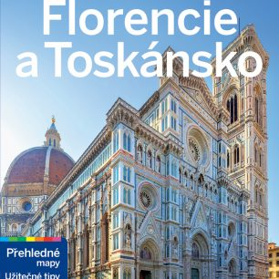 Lonely Planet Toskánsko