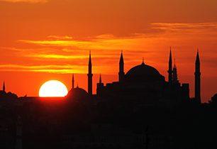 Stopování evropskou částí Turecka: z Istanbulu až do Edirne