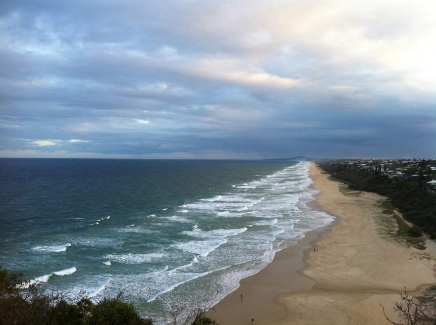Noosa National Park - Sunshine Beach, Austrálie