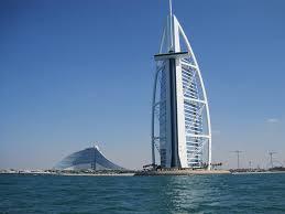 Nejznámější dubajský hotel, Dubaj