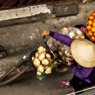 Hawkers of Ha Noi