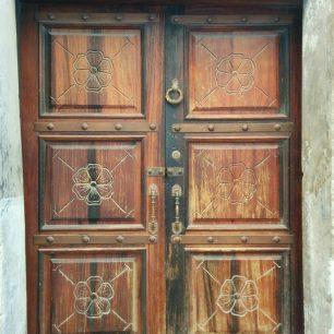 Nenajdete dveře bez výzdoby, Džidda, Saudská Arábie