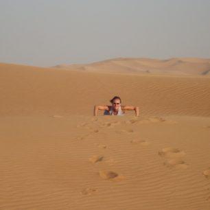 Pouštní safari, Dubaj