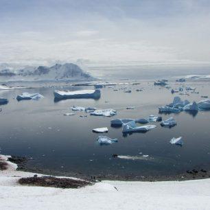 Nedotčená příroda, Antarktida