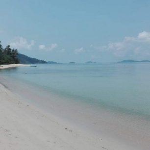 Pláže v jižní části Koh Changu