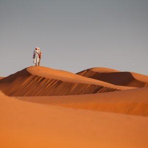 Písečné duny, Maroko