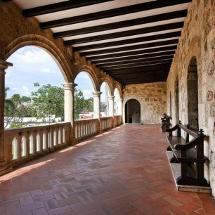 Kolumbův palác Alcazar de Colon, Santo Domingo